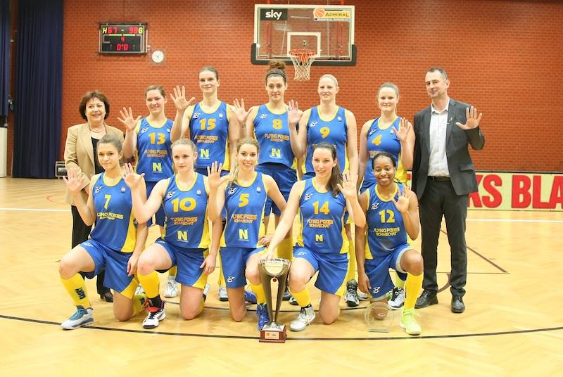 5. Cup Sieg der Flying Foxes in Serie